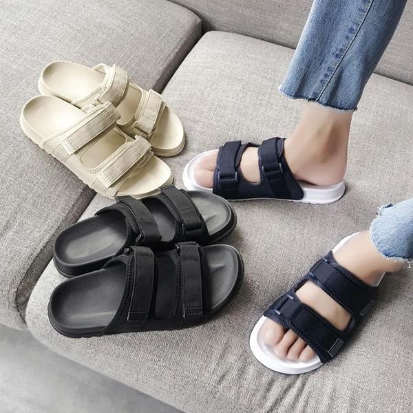 拖鞋男潮夏季室外涼拖鞋潮