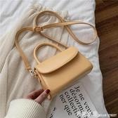 手提包 高級感包包新款2020網紅時尚質感手提包女包單肩斜挎包女百搭ins