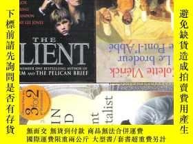 二手書博民逛書店英語原版小說罕見The Client   約翰格里森姆 John