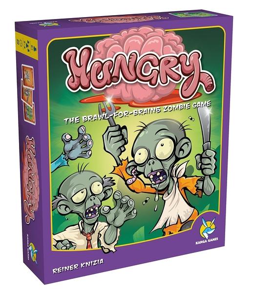 【KANGA GAMES】殭屍餓餓 Hungry 家庭益智派對桌上遊戲