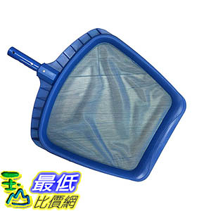 [106美國直購] Durable Heavy Duty Pool Leaf Skimmer for Professional Pool Cleaning