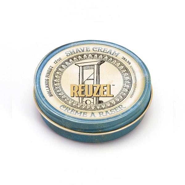 REUZEL Shave Cream 清新舒爽刮鬍膏283.5g【美人密碼】