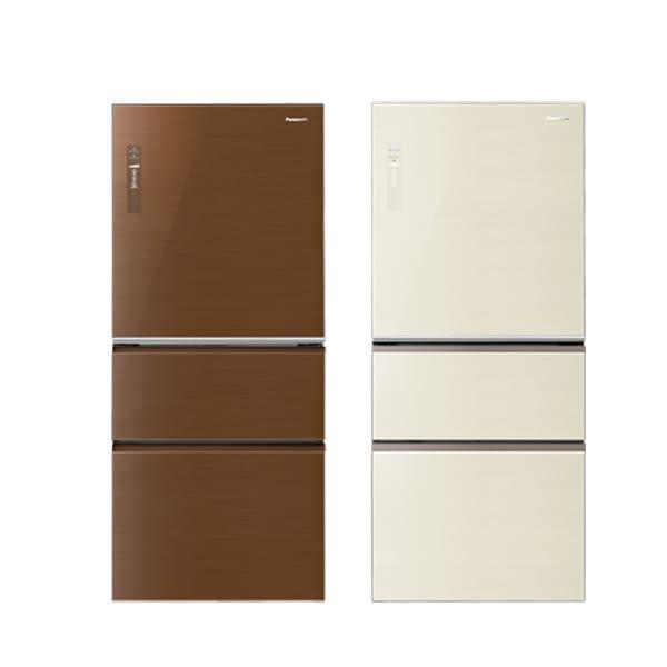 ★8/20前贈原廠禮★『Panasonic』國際牌 610L 智慧節能科技三門電冰箱 NR-C618NHG *送基本安裝*