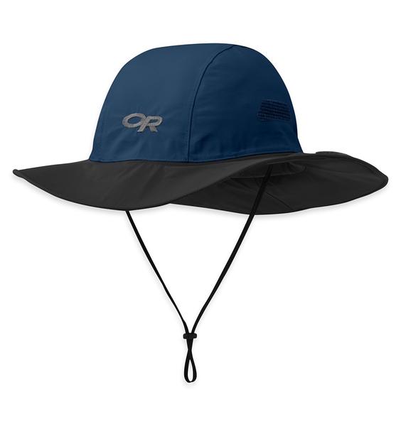 OR SEATTLE SOMBRERO GORE-TEX 防水圓盤帽 藍/黑