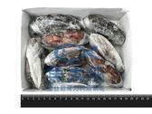 1F6A【魚大俠】SP086鮮凍軟殼蟹(8~10隻/600g/盒)