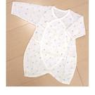 GMP BABY 圓點純棉紗布蝴蝶裝【藍色】234元 (現貨售完為止)