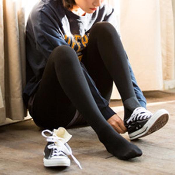 黑色褲襪 純色優雅腿型-月兒的綺麗莊園