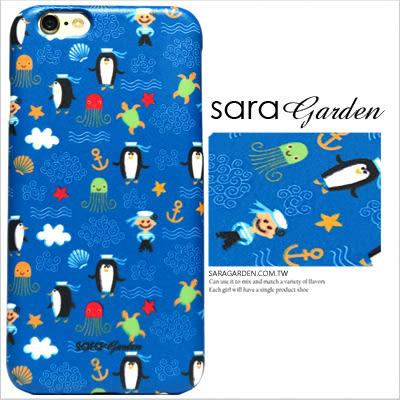 3D 客製 手繪 可愛 海軍風 企鵝 iPhone 6 6S Plus 5 5S SE S6 S7 M9 M9+ A9 626 zenfone2 C5 Z5 Z5P M5 G5 G4 J7 手機殼