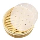 烘焙紙100入OLD89 氣炸鍋蒸籠紙圓形烘焙矽油紙空氣炸鍋紙食品級蒸籠紙油紙燒烤紙100張
