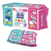 LEC 迪士尼唐老鴨&黛西 99%純水濕紙巾(1包60枚入×3個)
