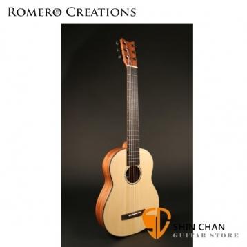 ROMERO CREATIONS Pepe 6 String 32吋單板古典吉他【系列:Pepe Romero】