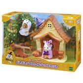《 森林家族 - 日版 》萬聖節房屋組╭★ JOYBUS玩具百貨