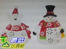 [COSCO代購] W1900225 LED 白雲石聖誕造型裝飾燈2入