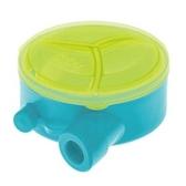 英國 Brother max 旋轉式奶粉分裝盒(藍色)【佳兒園婦幼館】