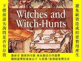二手書博民逛書店Witches罕見And Witch-huntsY256260 Behringer, Wolfgang Bla