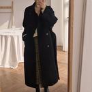 Qmigirl 韓版冬季文藝復古 保暖羊絨外套【T2250】