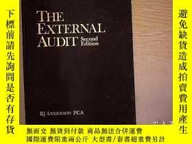 二手書博民逛書店THE罕見EXTERNAL AUDIT(C 19)Y203004