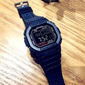 時尚chic潮牌手錶 男女青少年時尚潮流情侶手錶 運動夜光防水電子錶