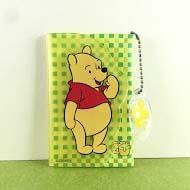 【震撼精品百貨】Winnie the Pooh 小熊維尼~卡片附套
