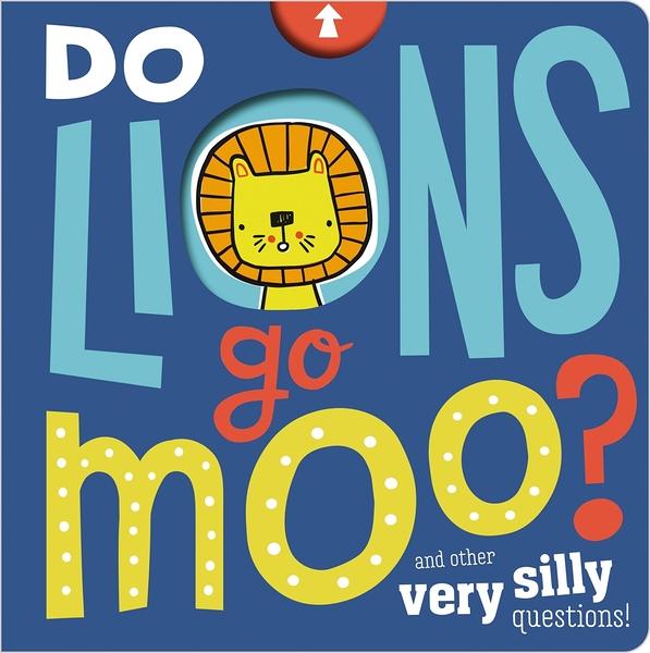 Do Lions Go Moo? 獅子會哞哞叫嗎?操作書