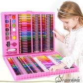 彩筆套裝顏色筆兒童畫畫筆幼兒園彩色筆繪畫筆用水彩筆手繪涂鴉蠟筆生日禮物 週年慶降價