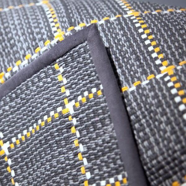 時尚舒適簡約純棉防滑手工沙發墊/沙發巾 (客製訂單2)
