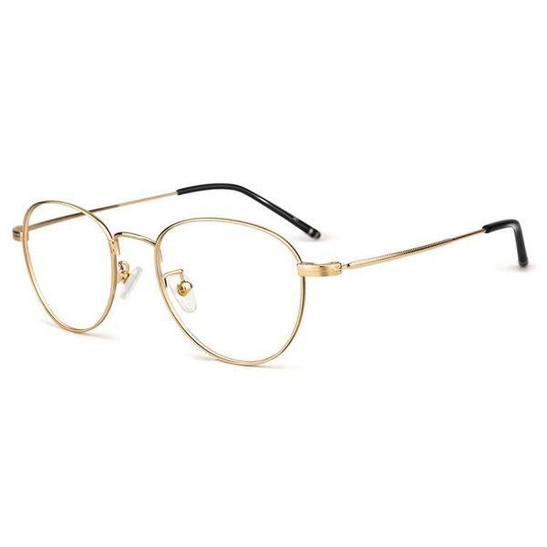 眼鏡 防輻射眼鏡女韓版潮圓框藍光平光眼睛框鏡架 款變色 眼鏡男 芭蕾朵朵