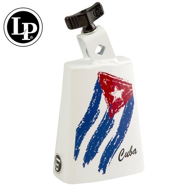【小叮噹的店】公司貨 德國 LP LP-205-QBA2 牛鈴 彩繪 Timble Cuba 國旗