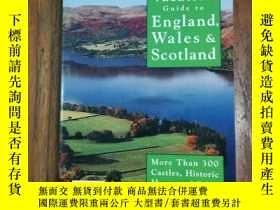 二手書博民逛書店Frommer s罕見Complete Hostel Vacation Guide to England, Wal
