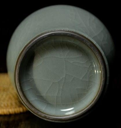 [協貿國際]  青瓷創意吉祥瓶裝飾品 (1入)