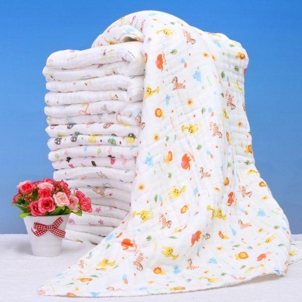 預購-寶寶專用浴巾包被  一組2條(85*85)