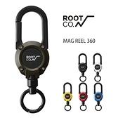 日本【ROOT CO.】Gravity MAG REEL 360度旋轉多功能登山扣 登山鉤 手機防掉 快速使用