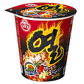 韓國不倒翁 辛辣杯麵(1杯裝)【小三美日】
