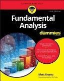 二手書博民逛書店 《Fundamental Analysis For Dummies》 R2Y ISBN:9781119263593│John Wiley & Sons
