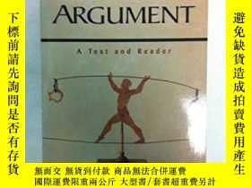 二手書博民逛書店Elements罕見Of Argument: A Text And Reader-論 :文本與讀者Y43663