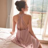 情趣內衣性感三點式大碼小胸透視裝睡衣開檔激情夜火制服用品套裝