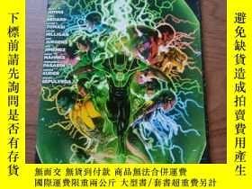 二手書博民逛書店Green罕見Lantern DC 綠燈俠系列Y16690