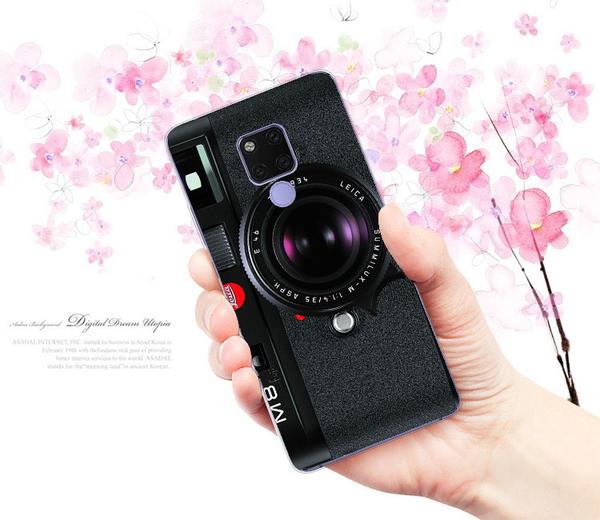 [mata20 軟殼] 華為 HUAWEI Mate 20 手機殼 保護套 外殼 相機鏡頭