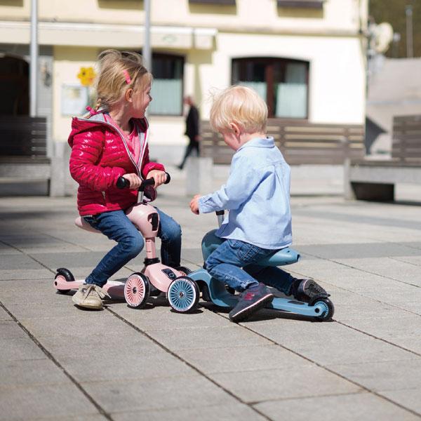 『輸入RE300 現折300』奧地利 Scoot & Ride Cool飛滑步車/滑板車(4色可選)