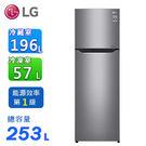 LG 253公升直驅變頻上下門冰箱 / ...