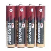 無尾熊4號電池 AAA-4號電池/一束4個入{特20} 環保綠能碳鋅4號電池~威