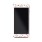 King*Shop~GARMMA Hello Kitty iPhone 7 4.7吋 Plus 5.5吋3D曲面珠光鋼化玻璃膜-布娃娃