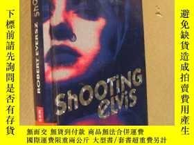二手書博民逛書店Shooting罕見elvis 德文原版 精裝Y164736 ROBERT EVERSZ KRUGER 出版