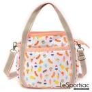 【南紡購物中心】LeSportsac - Standard 隨身小巧手提/兩用包 (夏季點心) 8056P F639