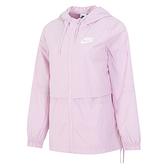NIKE系列 NSW RPL ESSNTL WVN JKT 女款粉色風衣外套 AJ2983695【KAORACER】