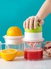 榨汁機 手動榨汁機家用榨汁神器水果壓汁器迷你炸果汁機榨橙子檸檬擠橙汁 韓菲兒