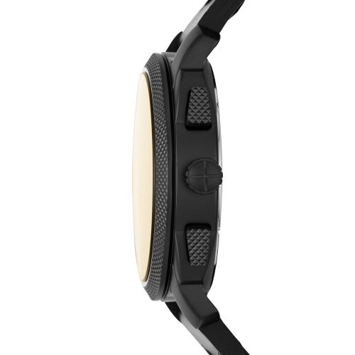 FOSSIL個性潮流三眼皮帶腕錶FS5586