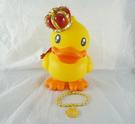 【震撼精品百貨】B.Duck_黃色小鴨~造型存錢筒-皇冠【共1款】
