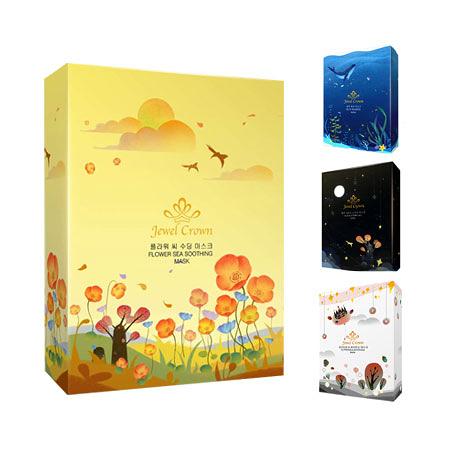 韓國 Jewel Crown 星空系列面膜(10片入/盒) 25gx10 面膜