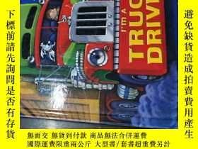 二手書博民逛書店I m罕見a Truck Driver (Christy Ott